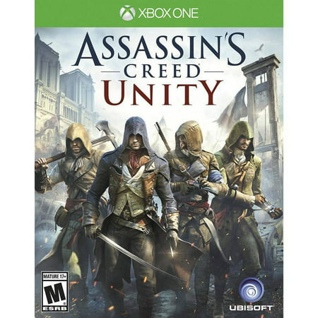 Ubisoft Assassins Creed Unity (Xbox One)](Assassin Creed Women)