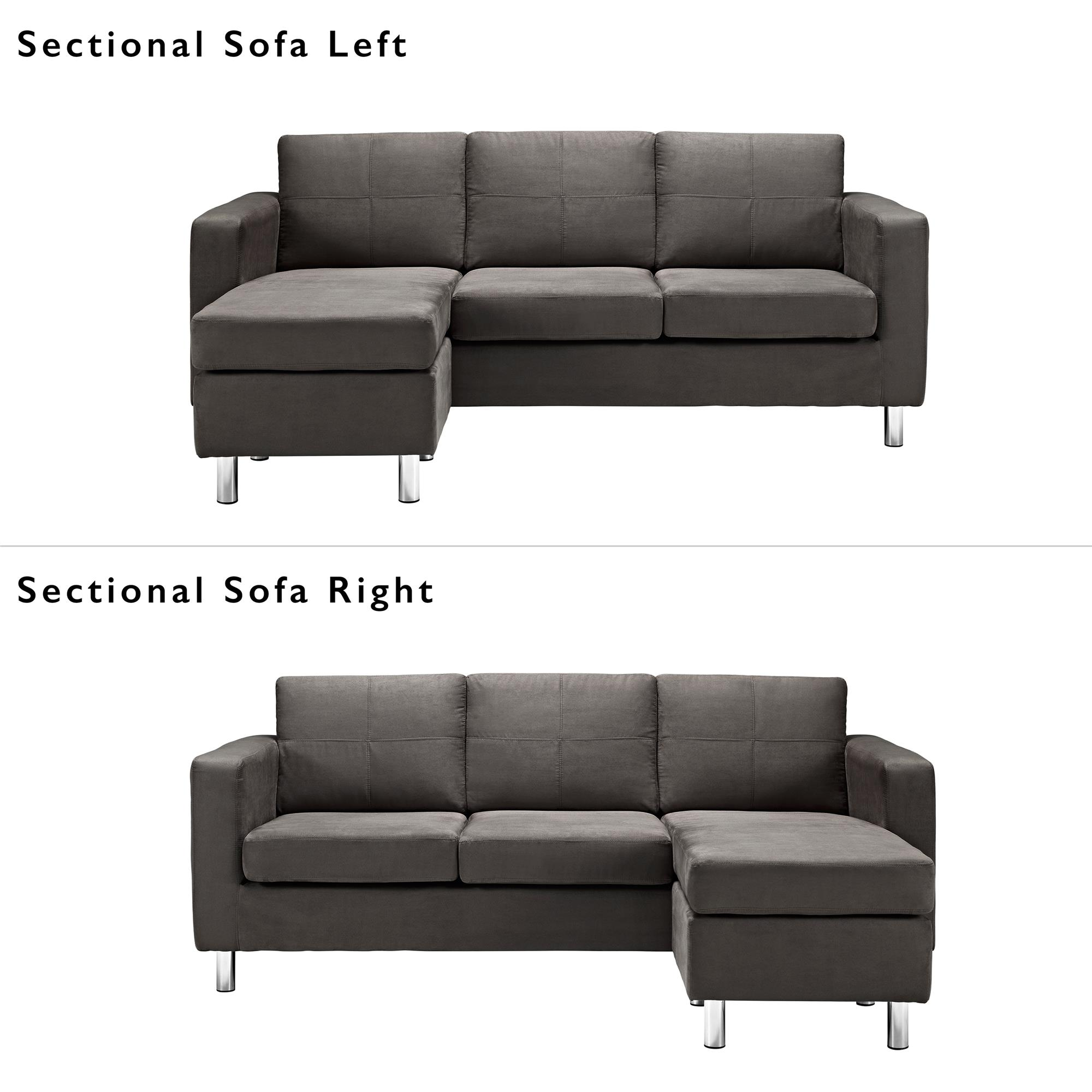 Delicieux Dorel Living Small Spaces Configurable Sectional Sofa, Multiple Colors    Walmart.com