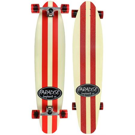 "Paradise Longboard Pinstripe 9.75"" x 48"""