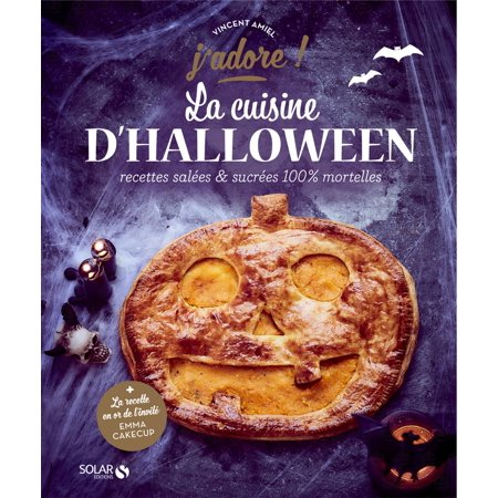 La cuisine d'Halloween - J'adore - eBook](Illustrations D'halloween)