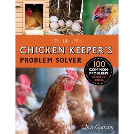 The Chicken Keeper's Problem Solver (Paperback) Problem Solvers Steel Brake