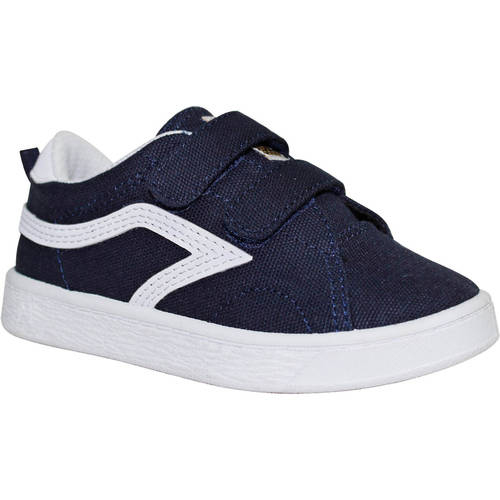 Image of Air Speed Toddler Boys' Hook and Loop Canvas Sneaker