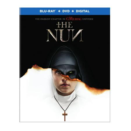 The Nun (Blu-Ray + DVD + VUDU Digital)
