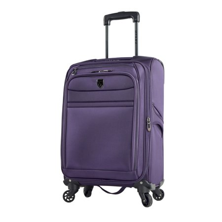 TPRC 20u0022 Rolling Carry-on Spinner - Purple