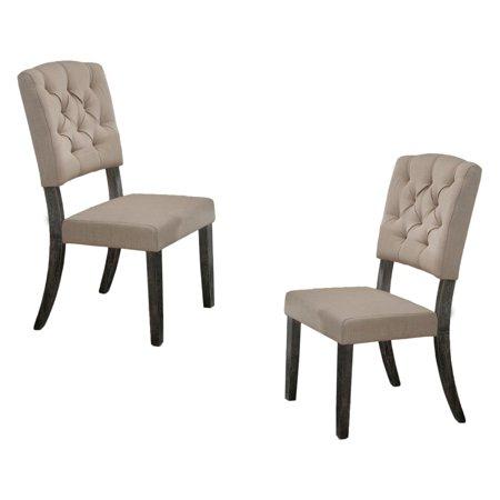 Best Master Furniture Katrina Dining Chair - Set of