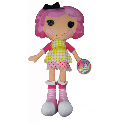 Lalaloopsy Crumbs Pillow Buddy