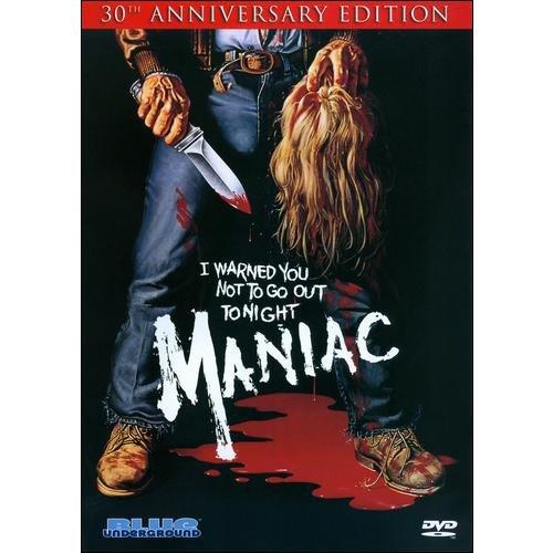 Maniac (30th Anniversary Edition) (Widescreen, ANNIVERSARY)