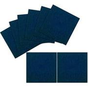 Triluc Carpet Tiles Peel and Stick - Multi-Purpose Floor Mat for Home and Pets, Non-Slip, Vacuum Safe, Machine Washable Pet Mat, 12? x 12?