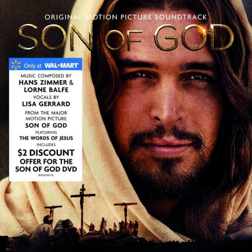 Son Of God Soundtrack (Walmart Exclusive)