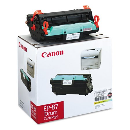 Canon EP87DRUM (EP-87) Drum Unit, Black (Canon 1337a003aa Drum)