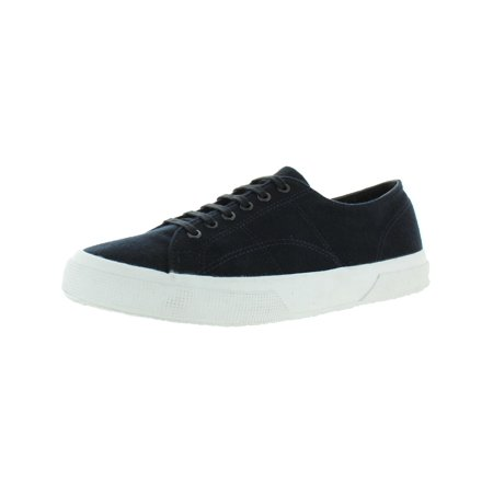 Superga Mens 2750 Canvas Lace Up Casual Shoes Leather Adult Casual Shoes