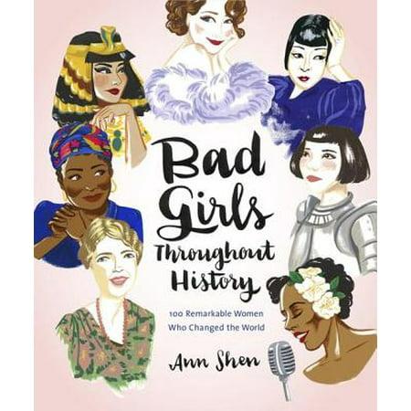 Bad Girls Throughout History - eBook (Girl In Blue By Ann Rinaldi)