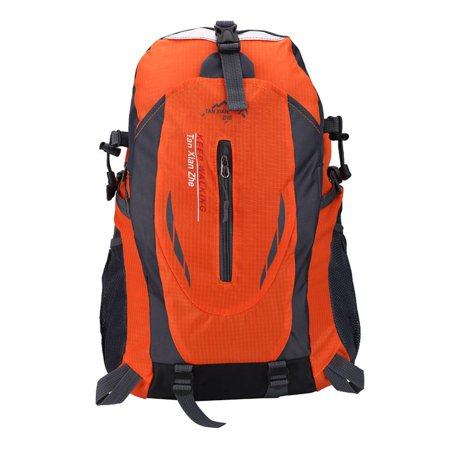 6 Colors 40L Waterproof Backpack Shoulder Bag For Outdoor Sports Climbing Camping Hiking Travel Luggage Bike Rucksack