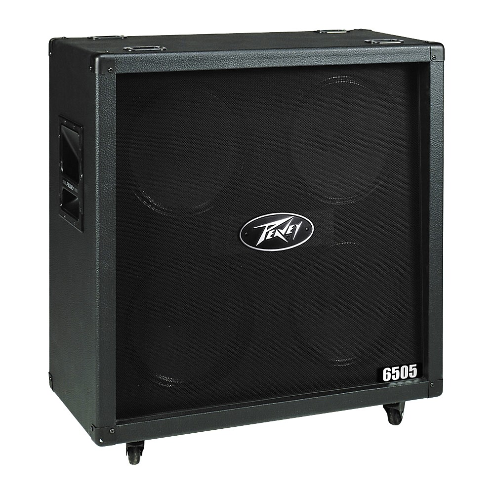 Peavey 6505 240 W 4x12 Speaker Cabinet Level 2 Straight 888365955711