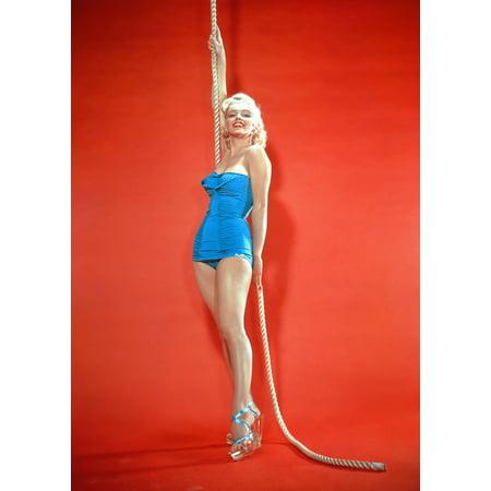 Marilyn Monroe C 1950S Photo Print
