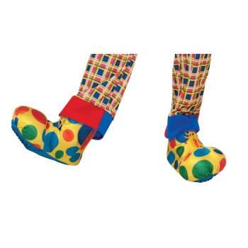 CLOWN SHOE COVERS - Cheap Clown Shoes
