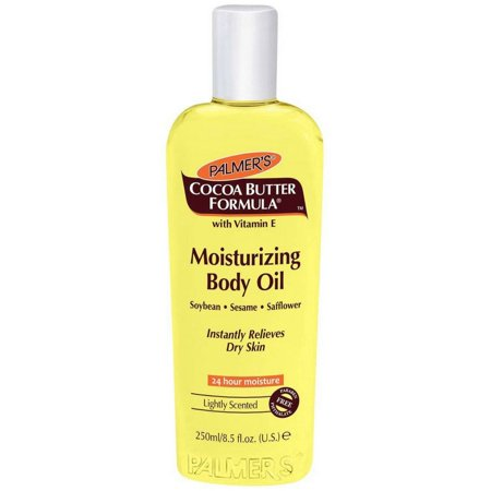 Palmer's Cocoa Butter Formula Lightly Scented Fast Absorbing With Vitamin E Moisturizing Body Oil, 8.5 fl (Cocoa Butter Moisturizing Body Oil)