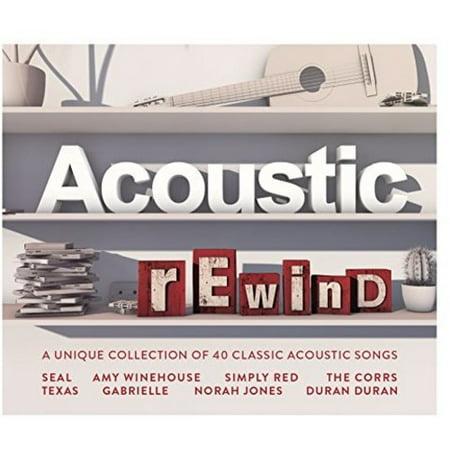 Acoustic Rewind   Acoustic Rewind  Cd