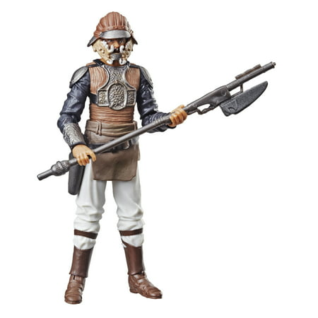 Star Wars The Vintage Collection: Return of the Jedi Lando Calrissian (Star Wars Hooded Creatures)