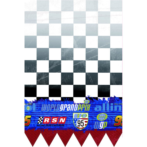 Disney Cars Dream Party Plastic Tablecover