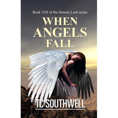 Demon Lord VIII: When Angels Fall - eBook
