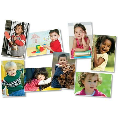 All Kinds Of Kids Preschool Bulletin Board Set  Help Kids Learn To Respect And Value All People  By North Star Teacher Resource