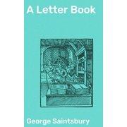A Letter Book - eBook