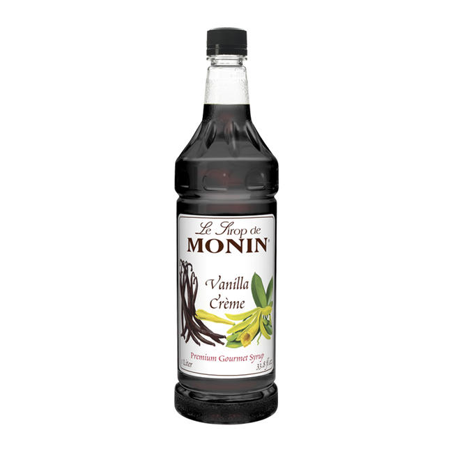 MONIN Vanilla Crème Syrup PET