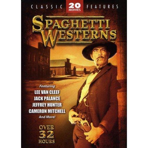 Spaghetti Westerns: 20 Movies