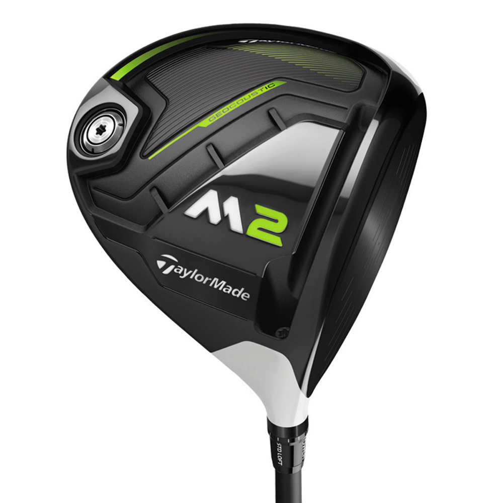 NEW 2017 TaylorMade Golf M2 460cc 10.5* Driver Fujikura XLR8 Pro 56g Regular Flex
