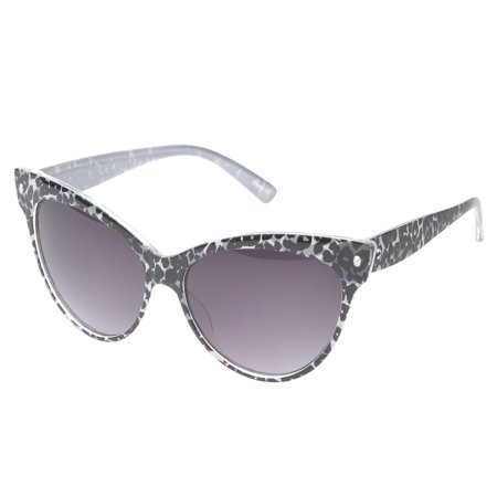 MLC Eyewear 'Maryville' Cat eye Fashion Sunglasses in Black - Cats In Sunglasses