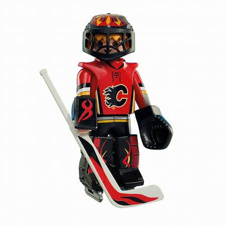PLAYMOBIL NHL Calgary Flames Goalie