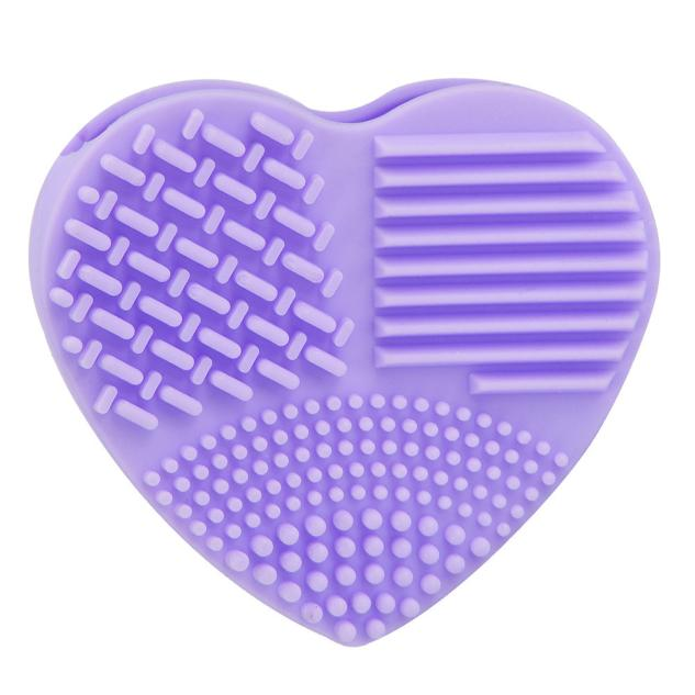 Mosunx Silicone Fashion Egg Cleaning Glove Makeup Washing Brush Scrubber Tool Cleaners