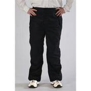 58011-051-SM Microfiber Pants-Navy-Sm