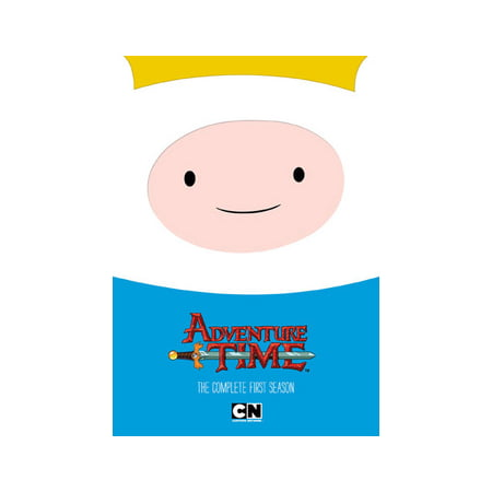 Adventure Time: The Complete First Season (DVD)](Adventure Time Halloween Special Episode)