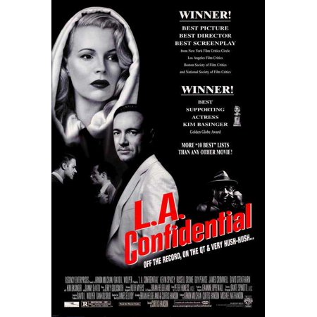 L.A. Confidential POSTER Movie D (27x40)