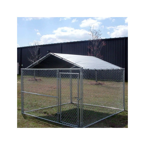 king canopy dog kennel cover