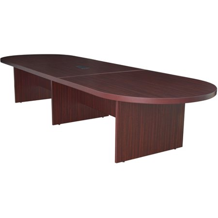 REGENCY LCTRT16851MH Conference Table,14 ft,14 Seats,Mahogany G9899504 ()