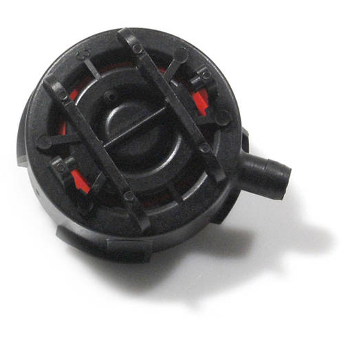 Toto THU123 Valve Cap with Diaphragm for Toilet Models with Black Float Chamber