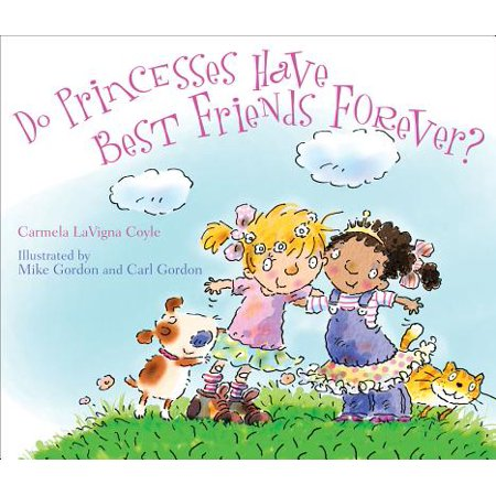 Do Princesses Have Best Friends Forever? - eBook