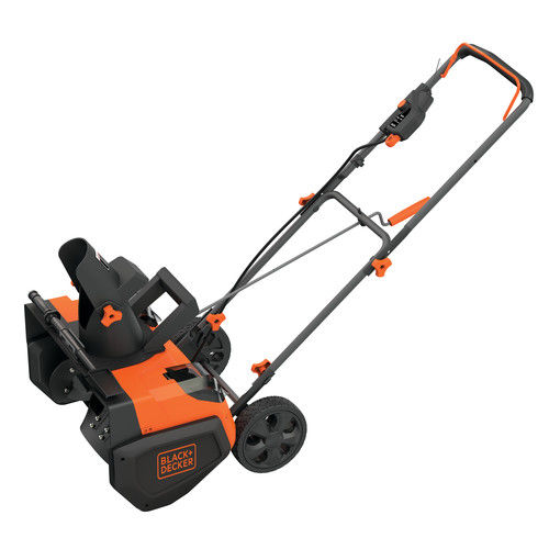 "BLACK+DECKER LCSB2140 40V MAX* Brushless Lithium-Ion 21"" Snow Thrower"