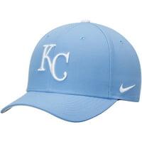 Kansas City Royals Nike Classic Adjustable Performance Hat - Light Blue - OSFA