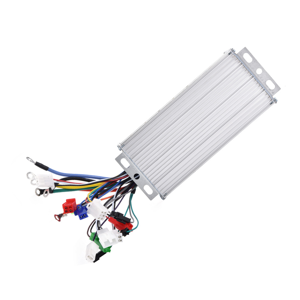 36v 48v 1000w Brushless Motor Sine Wave Controller For Electric Wiring Aac Plug Bicycle Scooter