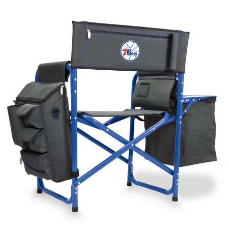 Philadelphia 76ers Fusion Chair (Grey Blue) by
