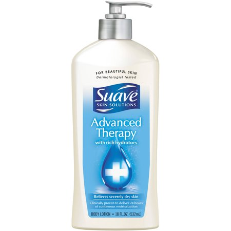 Suave Peau Solutions Advanced Therapy Lotion pour le corps, 18 oz