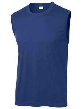 Sport-Tek Men's Sleeveless Competitor Athletic T-Shirt