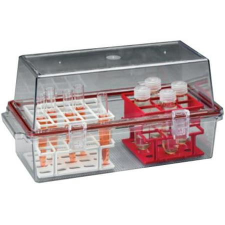 Nalge Nunc Bio-Safe Carrier, Polycarbonate, NALGENE 7135-0001 Carrier, - Nalge Nunc Single