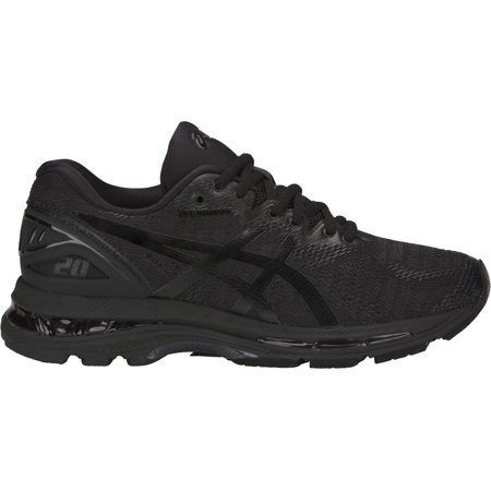 Asics Gel Nimbus 20 BlackBlack Carbon T850N 9090 Women's Size 8