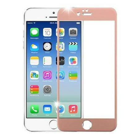 Apple iPhone 8 Plus Screen Protector, Premium HD Ultra Anti-Scratch Tempered Glass Screen Protector - Rose