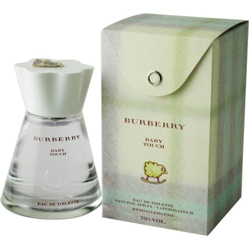 Baby Touch Edt Alcohol Free Spray 3.3 Oz By Burberry